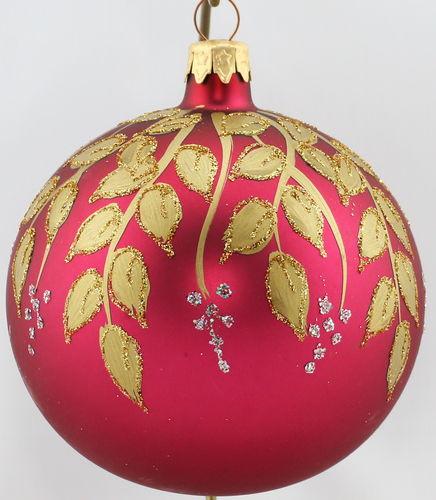 weihnachtskugeln glas 100 images 24 christbaumkugeln. Black Bedroom Furniture Sets. Home Design Ideas
