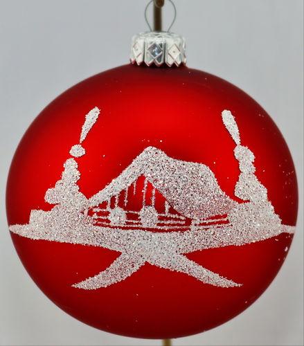 Rote Christbaumkugeln Glas.Weihnachtskugeln Christbaumkugeln Aus Glas Online Kaufen