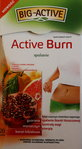Active Burn Verbrennung